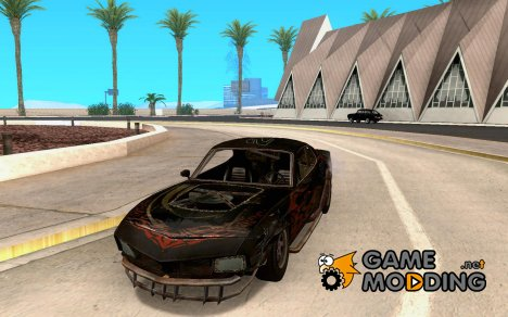 VENOM from FlatOut 2 для GTA San Andreas