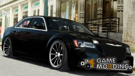 Chrysler 300 SRT8 [LX] 2012 для GTA 4