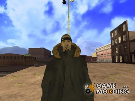 Redman Winter Edition для GTA San Andreas