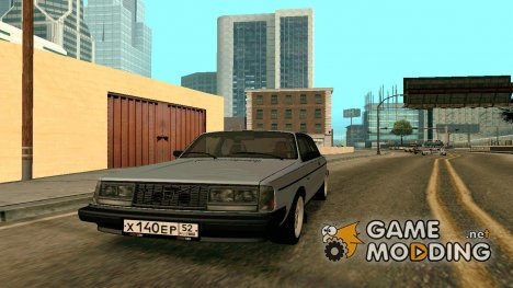 Volvo 242 InterCooler Turbo для GTA San Andreas