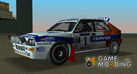 Lancia Delta HF Integrale V1 for GTA Vice City