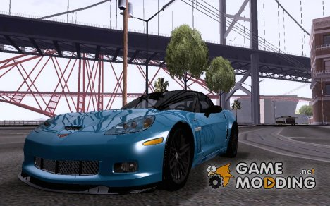 Chevrolet Corvette ZR1 2010 для GTA San Andreas