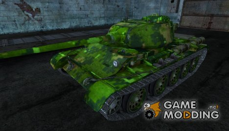 T-44 6 для World of Tanks