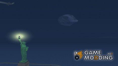 Звезда Смерти (Луна) for GTA 3