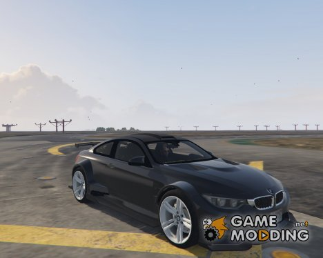 BMW M4 F82 for GTA 5
