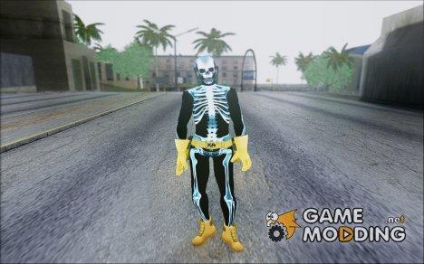 Kick Ass 2 v3 для GTA San Andreas