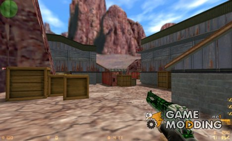 Matrix Night Hawk v2 for Counter-Strike 1.6
