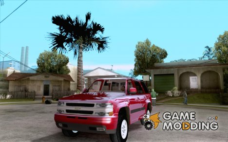 Chevrolet Tahoe для GTA San Andreas
