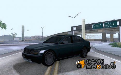 GTAIV Oracle for GTA San Andreas
