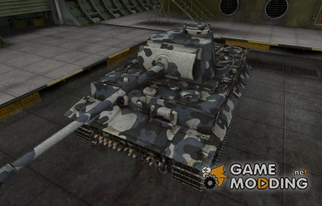 Немецкий танк PzKpfw VI Tiger для World of Tanks
