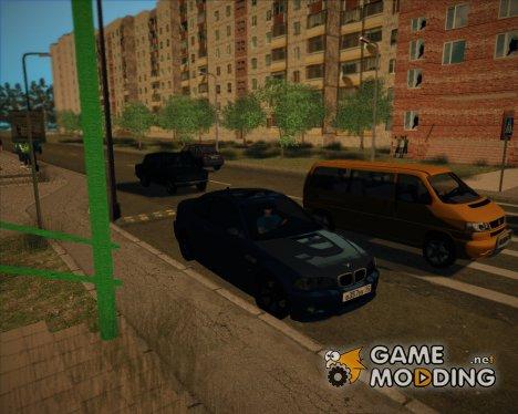 BMW M3 e46 for GTA San Andreas