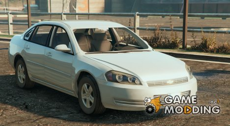 Chevrolet Impala ON HOLD for GTA 5