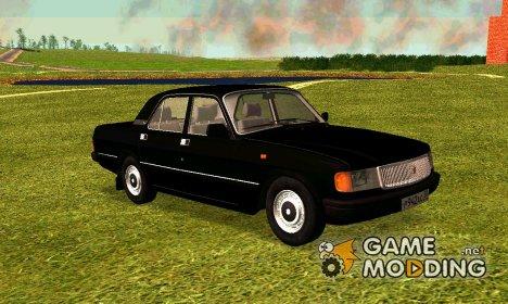 """ГАЗ-31029 """"Волга"""" для GTA San Andreas"""