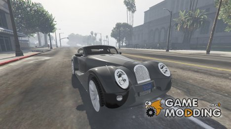2010 Morgan Aero SuperSports 1.4 для GTA 5