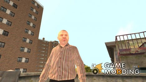 Джейсон Хадсон 2 для GTA 4