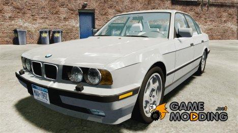 BMW 540i (E34) for GTA 4