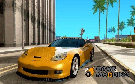 Chevrolet Corvette Grand Sport 2010 for GTA San Andreas
