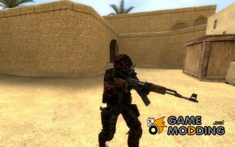 Battle Royal II CT for Counter-Strike Source