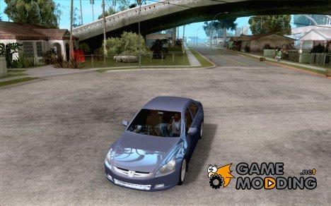 Honda Accord 2004 v2 для GTA San Andreas
