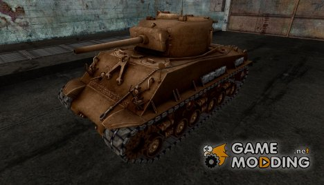 M4A3 Sherman 6 for World of Tanks