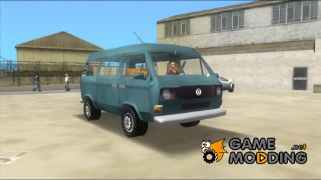 Volkswagen T3 для GTA Vice City
