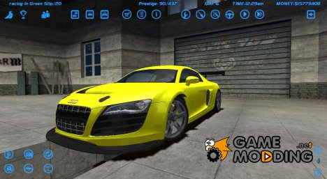 Audi R8 for Street Legal Racing Redline