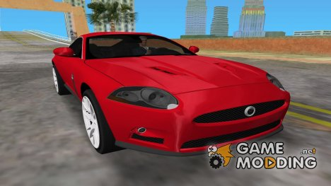 Jaguar XKR S для GTA Vice City