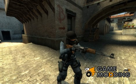 Ct_urban Swat for Counter-Strike Source