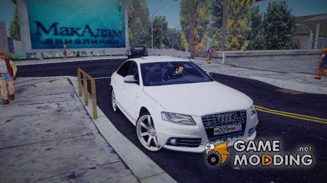Audi S4 for GTA 3
