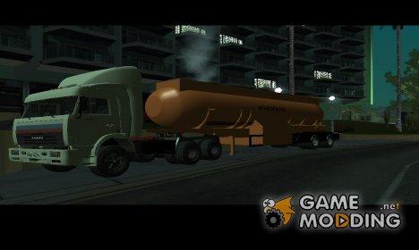 Дальнобойщики. Сюжет из сериала for GTA San Andreas