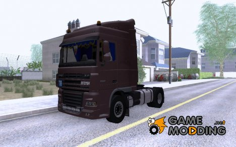 DAF XF105 for GTA San Andreas