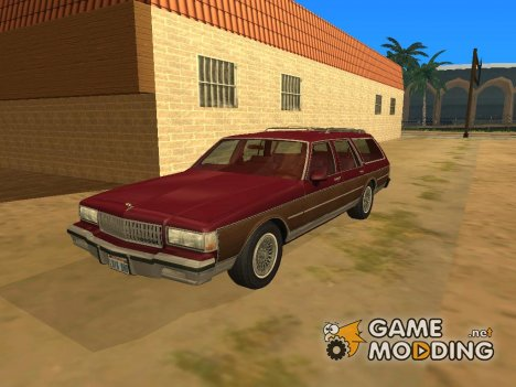 Chevrolet Caprice 1989 Station Wagon для GTA San Andreas