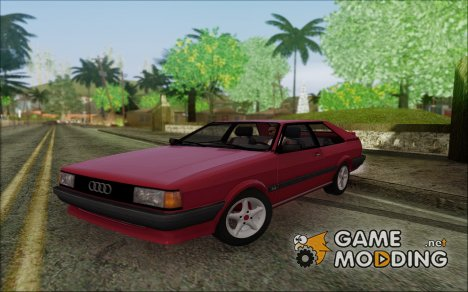Audi Coupe for GTA San Andreas
