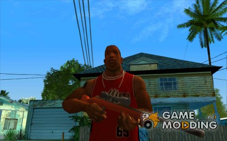 CLEO Оружие для GTA San Andreas