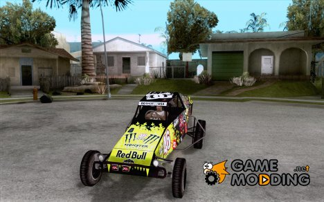 Багги Monster energy for GTA San Andreas