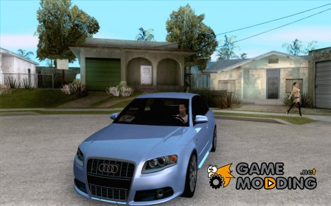 Audi S4 tunable for GTA San Andreas
