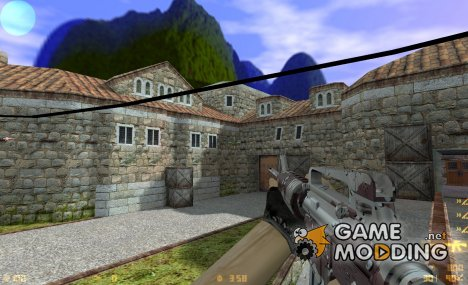 CrossFire Style M4A1-S for Counter-Strike 1.6