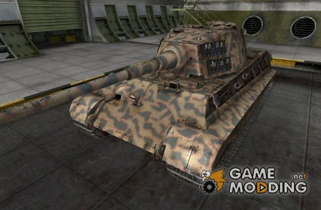 PzKpfw VIB Tiger II 12 for World of Tanks