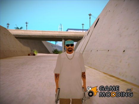 VLA3 HD for GTA San Andreas