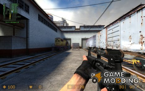 Colt M4A1 Carbine Shorty для Counter-Strike Source