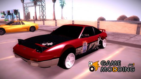 Nissan 240 s13 for GTA San Andreas