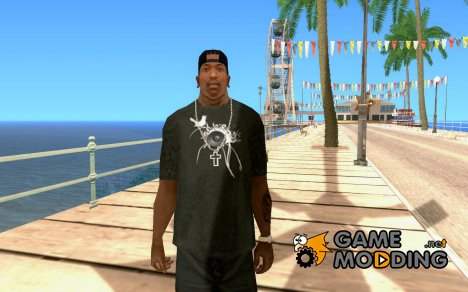 Футболка for GTA San Andreas