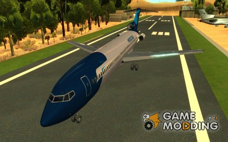 Boeing 727-200 Final Version for GTA San Andreas