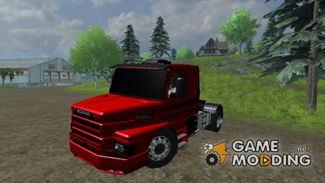 Scania 112 for Farming Simulator 2013