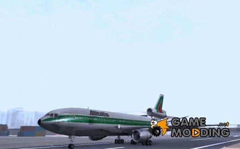 McDonell Douglas DC-10-30 Alitalia for GTA San Andreas
