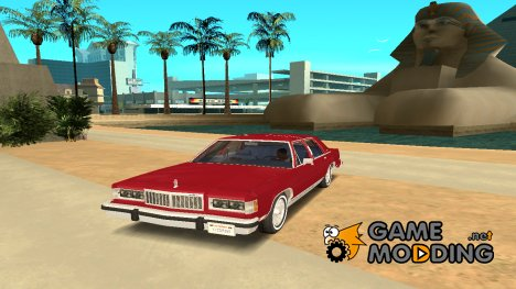 Mercury Grend Marquise 1986 for GTA San Andreas