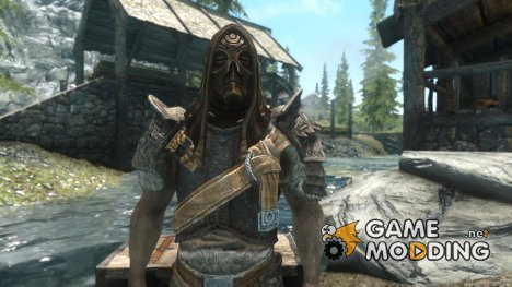 Mysterious Mask for TES V Skyrim