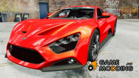 2009 Zenvo ST1 for GTA 4
