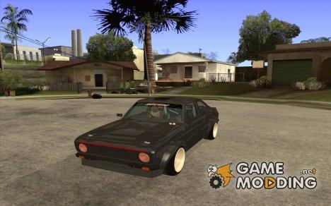 Ford Escort Mk2 for GTA San Andreas