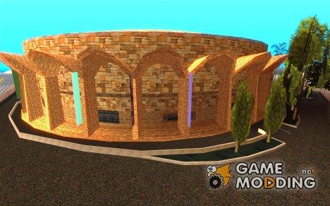 Новый стадион в Лос Сантосе for GTA San Andreas